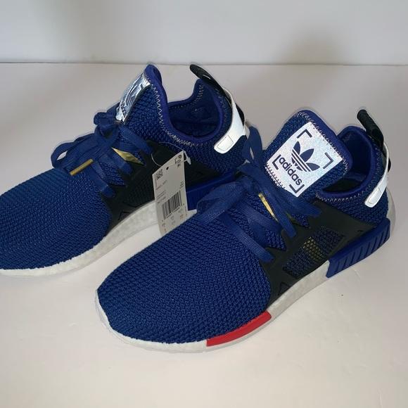 """newest 0c20c 48887 Adidas NMD XR1 """"Mystery Blue"""" NWT"""